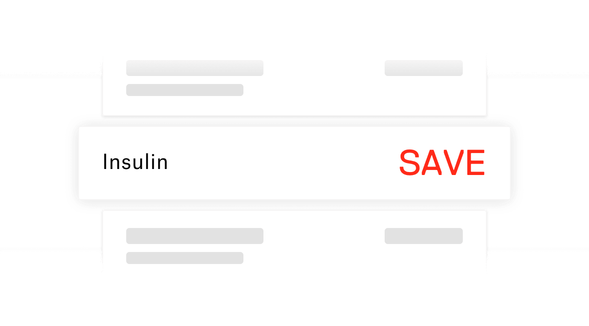 insulin-email capture